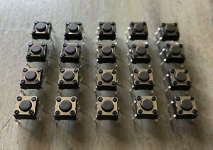 DIGITECH RP-12 SET OF 12 REPLACEMENT FOOT SWITCHES INTERNAL TACTILE SWITCH