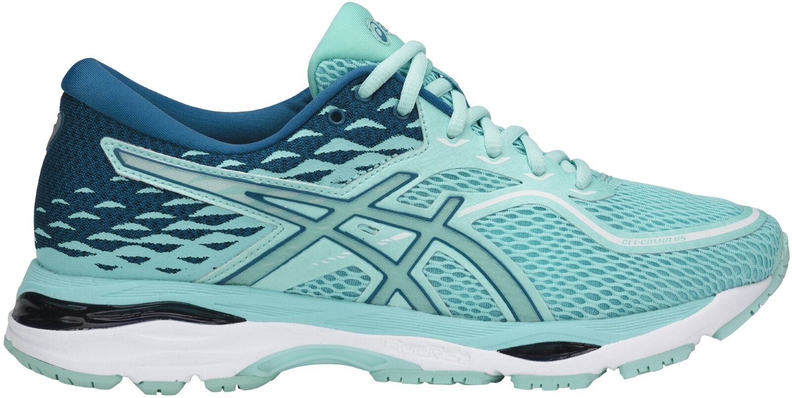 Asics Gel Cumulus 19 Womens Running shoes - bluee