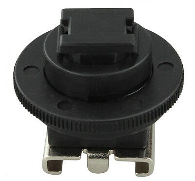 CameraPlus® MSA-2 Active Interface Shoe to Universal Hot Shoe Adapter on Sony/'s