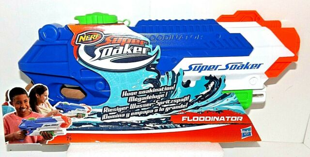 Nerf B8248EU6 Super Soaker Floodinator Action Figure