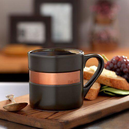 14 Mug Starbucks Oz11019633 Fl With Band Black Copper qSzVGMUp