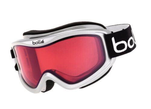 Bolle Unisex Mojo Snow Goggles WHITE Medium