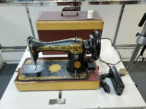Machine cases singer sewing old Photo Gallery