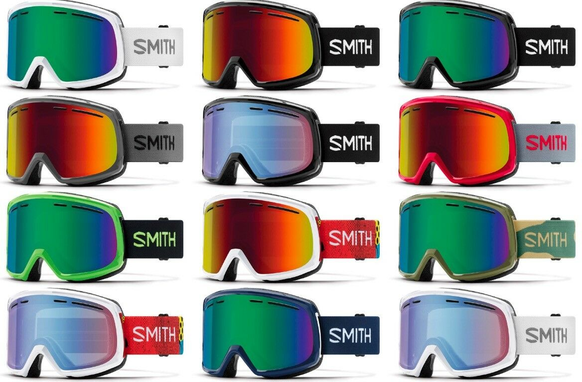 SMITH OPTICS RANGE SKI SNOWBOARDBRILLE DIVERSE MODELLE NEU