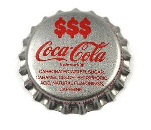 Coca-Cola-COKE-capsules-USA-SODA-BOUTEILLE-Casquette-Joint-en-plastique