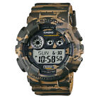 Casio G-shock Gd-120cm-5er Herrenuhr Quarz Gummy Armband
