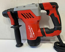 New Listingpre Owned Milwaukee 5268 21 1 18 Sds Plus Rotary Hammer