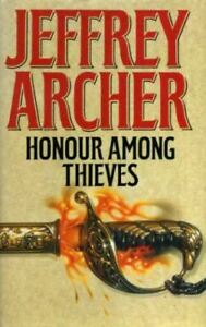 Honour-Among-Thieves-Charnwood-Library-Archer-Jeffrey-Very-Good-Hardcover