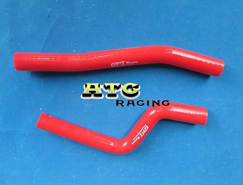 silicone radiator hose for Polaris Predator 500 2003-2006 04 2005 03 04 06 BLUE