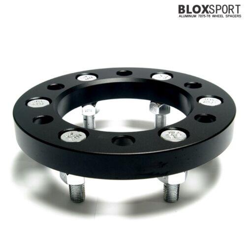 BLOX SPORT 20mm 5x114.3 CB 66.1 Wheel Spacer HUB CENTRIC inc m12x1.25 bolts