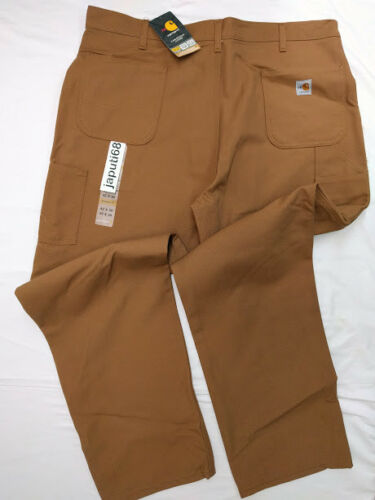 BN21-23-229 Carhartt FRB229 Flame-Resistant Duck Loose-Original Fit Pant