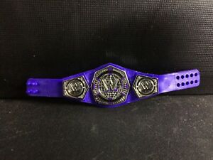 WWE-Mattel-Action-Figure-Accessory-Cruiserweight-Title-Belt-Elite-Series-loose