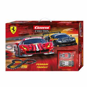Carrera Ferrari Trophy - Coffret 1/32 1/32 4007486252301 - 5.4m 2 X 488 Gt3
