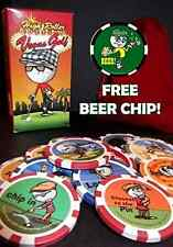 Vegas Golf High Roller Complete Edition - All 14 Chips Poker Chip Golf Game