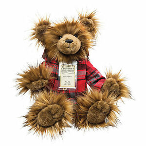 Fine Quality Special Offer Silver Tag Bears Oscar rrp £75 Complete With Gift Bag