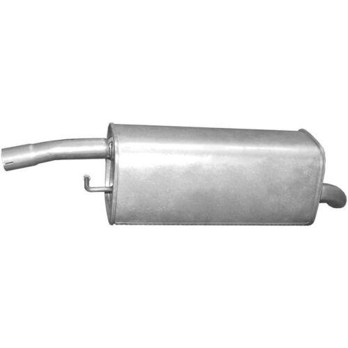 Auspuff Endschalldämpfer Mazda 2 1596ccm 16V  bis Bj 06//2007