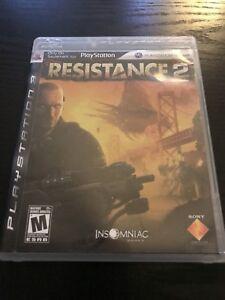 Details Zu Playstation 3 Resistance 2 Complete Ps3