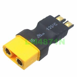 2pcs No Wires Direct Connect T-Plug Deans male to XT90 XT-90 female for RC