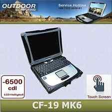 Panasonic Toughbook CF-19 MK-6 i5 2,6 GHz bis 6500 cdl Touchscreen TOP Zustand