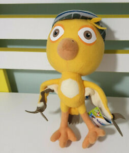 NICO-FROM-RIO-MOVIE-PLUSH-TOY-SOFT-21CM-WITH-TAGS