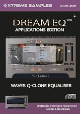 Xtreme Samples Dream EQ Applications Edition (Waves Q-Clone Library)
