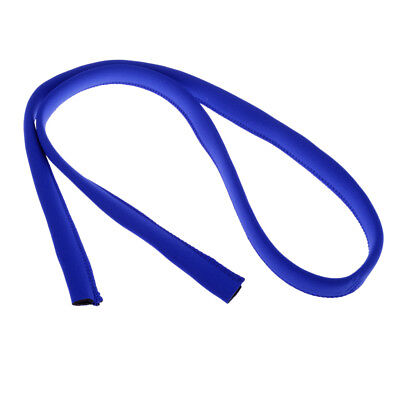 1.2m Hydration Pack Drink Insulated Tube Cover Sleeve for Water Bladder Blue