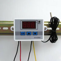 220V Digital Temperaturregler Thermostat LED Control Temperatur Regler -50~110℃.