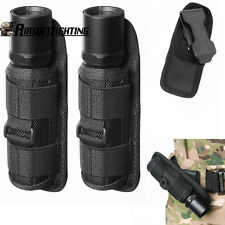 2X Rotatable Belt Clip Holster for Fenix PD35 PD32 PD12 TK22 TK32 Flashlight