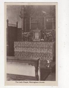 Lady Chapel Walsingham Church Vintage RP Postcard 520a - Aberystwyth, United Kingdom - Lady Chapel Walsingham Church Vintage RP Postcard 520a - Aberystwyth, United Kingdom