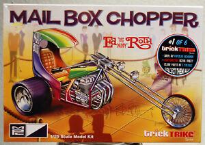 """Mail Box Chopper Ed /""""Big Daddy/"""" Roth Trike 1:25 MPC 892 wieder neu 2020"""