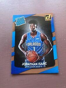 2017-18-Panini-Donruss-Basketball-Trading-Card-195-Jonathan-Isaac-Rookie