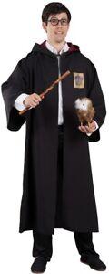 Deguisement-Homme-Etudiant-SORCIER-L-Adulte-Harry-Potter-NEUF