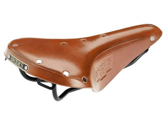 Brooks England Women's B17 S Standard Classic Saddle Honey  Ladies  buy 100% authentic quality