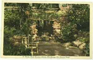 Grotto-Rock-Garden-Soboba-Hot-Springs-San-Jacinto-California-CA-Vintage-Postcard