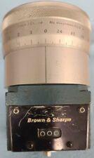 Brown Amp Sharpe Mechanical Digit Counter Micrometer Head