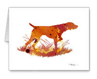 German Shorthaired Pointer Note Cards With Envelopes