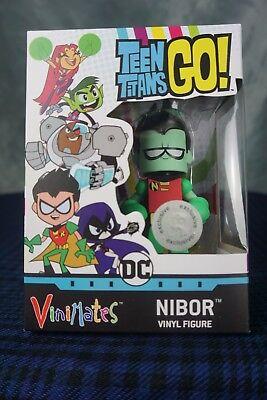 Nibor Figure Series 2 TRU Exclusive Diamond Select Vinimates DC Teen Titans Go