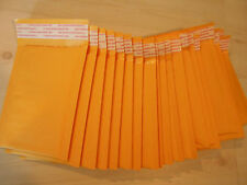 20 4X6 Kraft Bubble Shipping Mailers Paddded Envelopes lot of 20