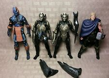 "Hasbro Marvel Universe 3.75"" Lot Thor Frost Giant The Dark World Elf"