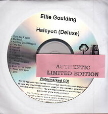 ellie goulding halcyon (deluxe) cd limited edition