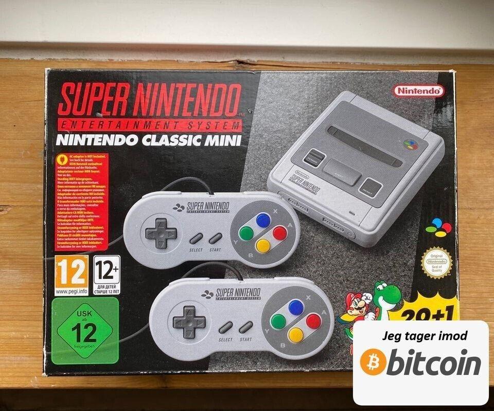 Nintendo SNES, Classic Mini