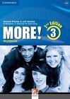More! Level 3 Workbook by Christian Holzmann, Jeff Stranks, Gunter Gerngross, Herbert Puchta, Peter Lewis-Jones (Paperback, 2014)