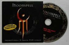 Moonspell Nocturna Rare 2-Track Cardcover CD-Single Metal