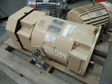 Ge Kinamatic Dc Motor Cd327apy 15hp 1800rpm 120v Tefc Used