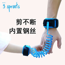 Kids Safety Harness / Steel Wire Anti-lost Wrist Link / Strap / Wristband /