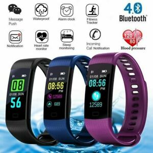 Bluetooth-Smart-Watch-Bracelet-Heart-Rate-Monitor-Sport-Fitness-Tracker-Fit-Bit