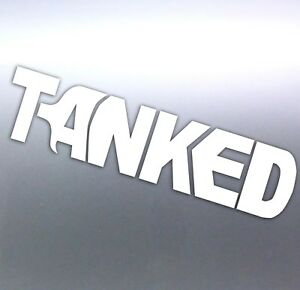 Large-TANKED-Scuba-Diver-Tank-Vinyl-cut-Car-Boat-Sticker-aussie-made-420mm-long