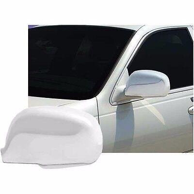 For 2007 2008 2009 2010 2011 2012 Dodge NITRO Chrome Mirror COVERS Overlays