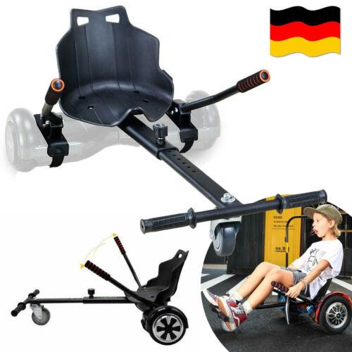 Sitzscooter Sitz für Balance Scooter Kartsitz Hoverboard Hoverkart Hoverseat DE
