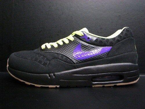 Nike Air MAX MAXIM 1 One Torch +ND Neu Gr:36,5 noir/ Violet  90 95 97Retro sneaqa